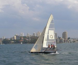 Queenslander 18 Foot Skiff