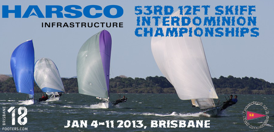 Harsco Infrastructure 53rd Interdominion Banner