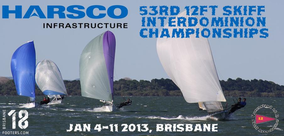 Harsco Infrastructure 53rd Interdominion Banner